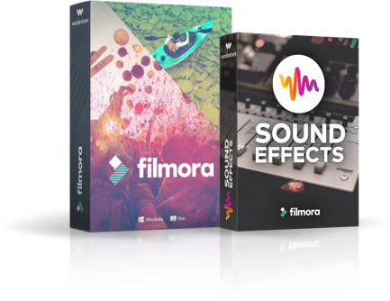 Free Sound Effects Library | Filmora